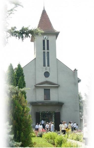 Rímskokatolícky kostol